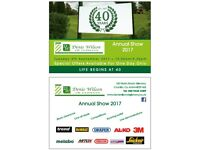 Massive one day tool and equipment show 5th September