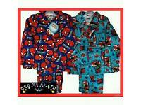 Official Marvel Spiderman Fleece Pyjama Set