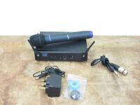 Gemini UF-1264 Diveristy Radio Mic Microphone