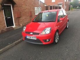 Ford Fiesta st 2008 63000 miles