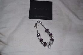 Philip Jones swarovski bracelet
