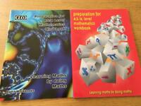 AS/A level maths Revision guides for sale  Lincolnshire