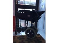 'DAYS ESCAPE LITE WHEEL CHAIR FOR SALE—EXCELLENT CONDITION AND HARDLY USED..JUST LIKE NEW'