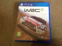 Sony PS4 wrc 5 game
