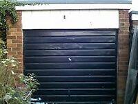 WANTED GARAGE DOOR