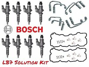 LB7 Bosch Injector Solution Kit HD Diesel Supply