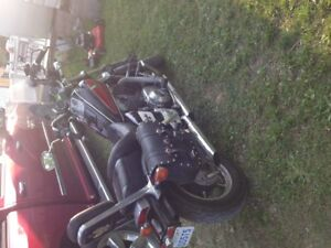 1985 honda shadow 1100