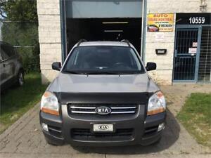 2008 KIA SPORTAGE 4 CYLINDRE TOUTE EQUIPPEE TRES PROPRE * 4750$