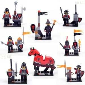 (NEW SEAL!) CASTLE KINGDOMS MINIFIGURE SETS (LEGO FITS)