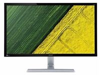Acer RT280K 4K Monitor (28 inch with FreeSync, DVI-DL, HDMI/MHL, DP, Acer EcoDisplay)