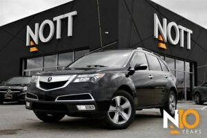 2013 Acura MDX 7-Pass, Backup Cam, Sunroof