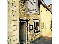 The Plough is seeking Chefs of all levels