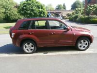 SUZUKI GRAND VITARA STUNNING NEW MODEL WITH FULL HISTORY AND YEARS MOT!