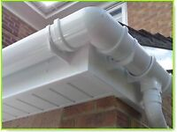 UPVC GUTTERS, SOFFITS & FASCIAS SUPPLIED & FITTED