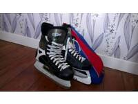 Hockey skates (size 8)