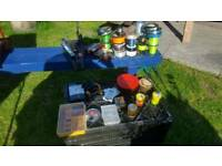 Fishing gear job lot