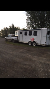 2002 Kiefer Built Horse Trailer for Sale