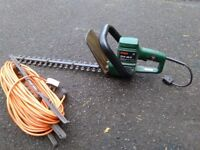 Bosch hedge trimmer REDUCED