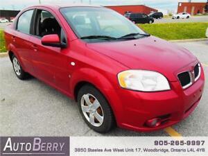 2008 Pontiac Wave SE 149,000 KM $2,499
