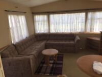 Decking included with lovely holiday home, based in Bognor Regis. A great starter home inc fees