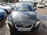 2012 12 VOLVO V50 1.6 DRIVE SE LUX EDITION S/S 5D 113 BHP DIESEL