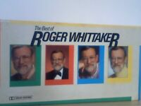 ROGER WHITTAKER - THE BEST OF ; 3 PRERECORDED CASSETTE TAPES READERS DIGEST RDC 91281 /91282 /91283