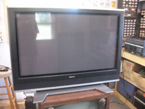 """Toshiba by LG 42"""" Plasma TV Excellent Condition"""