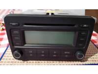VW touran radio/CD player