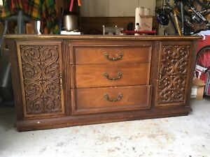 (On hold) Buffet vintage - vintage sideboard