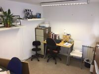 Office to Rent with all bills paid in North Laines location