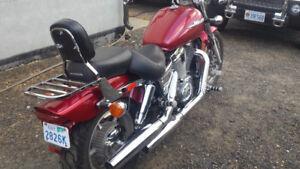 Honda Shadow 1100cc