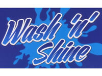 Carwash/valeting business