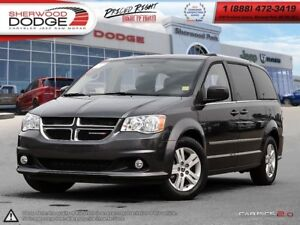 2016 Dodge Grand Caravan CREW | STOW & GO SEATING | V6
