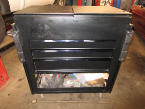 MAC Tools Utility cart/tool box