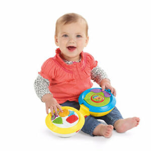 Playskool Rocktivity Mix-N-Crawl DJ Ball