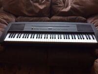 Roland EP-760 Digital Piano + piano stand