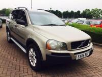 VOLVO XC90 2.4 D5 SE G/T DIESEL AUTOMATIC SAT NAV 7 SEATER