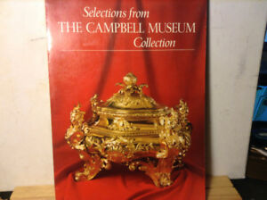 SELECTIONS FROM THE CAMPBELL MUSEUM COLLECTION BOOK-1978.4TH EDI