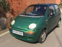 daewoo matiz please use phone number07507671955