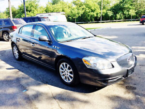 2010 Buick Lucerne CXL Loaded No Accidents Low Km's Certified