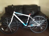 **Brand New** Cross country mountain bike.
