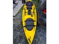 Ocean kayak big game prowler