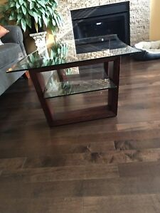 End table, coffee table, sofa table, separately or as a set.