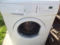 JOHN LEWIS 6KG WASHING MACHINE IN GOOD CLEAN WORKING ORDER COMES WITH A 3 MONTHS WARRANTY