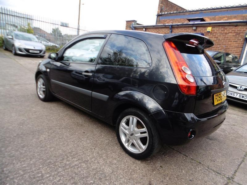 Ford Fiesta 1.4 TDCI STYLE CLIMATE (ALLOY + LONG MOT + BLUETOOTH)
