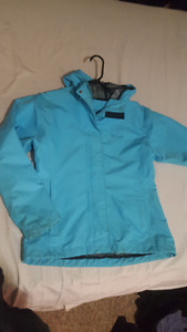 Helly Hansen Light Blue Jacket