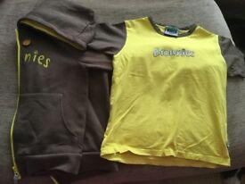 Brownie bundle 4, Hoody & T-Shirt
