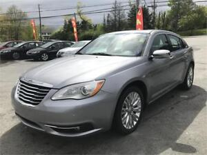 2013 Chrysler 200 Limited, FULLY LOADED, LEATHER, REMOTE START