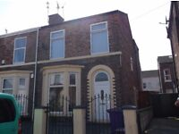 Modern well presented unfurnished Ground floor two bedroom apartment situated off Prescot Road,