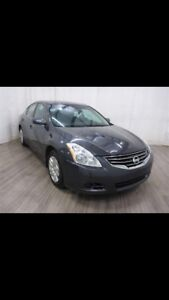 2012 Nissan Altima 2.5 S with extra features!
